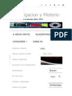 Reaparece Nibiru en Milenio 3 Con Javier Sierra e Iker Jiménez - Investigacion y Misterio