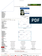 AstroWeb Lagna & Chandra Charts