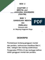 Klasifikasi Kodifikasi Penyakit 3 Pertemuan 9