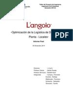 Informe Final L'Angolo