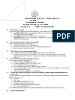 Chapter 4 Food Security in India