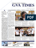 Tongva Times May Issue