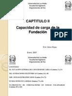 Capacidad de Carga de Fundaciones