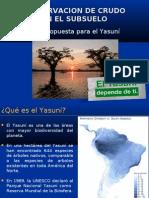 Conservacion de Crudo en El Subsuelo