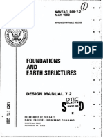 Design Manual 7.2 - Foundations and Earth Structures
