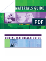 Materials Guide Delmar's Dental