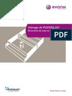 311-1 Usinage de PLEXIGLAS®_fr