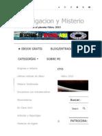 El Misterio de Nibiru Nasa en El Rincón de Dorado - Inymis