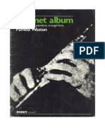Clarinet album - fourth - Pamela Weston.pdf