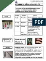 Ficha Conocimiento Cuchillo 1