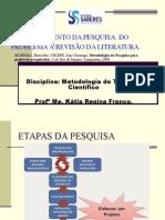 O PLANEJAMENTO DA PESQUISA.ppt