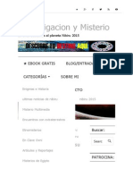 Carlos Muñoz Ferrada y Su Planeta Cometa - Inymis