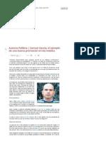 Autores Palibrio _ Samuel García, Una Buena Promoción en Los Medios