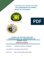 INSPECCIONES  DE SEGURIDAD -DS 055-2010-EM