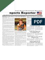 June 3 - 9, 2015 Sports Reporter