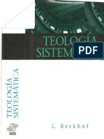 Teología Sistematica-Louis Berkhof
