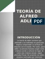 Teoría de Alfred Adler