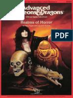 TSR 9209 - S1-4 - Realms of Horror