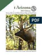 2015 Hunt Arizona