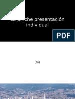 La Pinche Presentación Individual