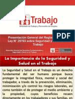 Exposición SaludySeguridadTrabajo ESSCH 03JUL2012