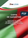 Carta de Garantias da Coligação PSD/CDS-PP