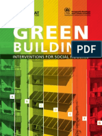 Green Building Interventions for Social Housing1 (2015)
