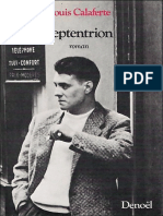 Louis Calaferte - Septentrion