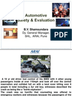 Automotive Safety Evaluation