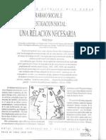 trabajo social e investigación social