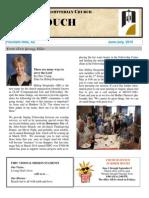 June July Newsletter 2015