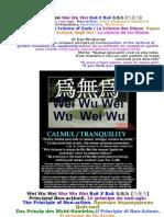 Wei Wu Wei-Ştiinţa zeilor / The Science of Gods / La Science des Dieux/  Наука Богов La Scienza degli Dei/ La ciencia de los Dioses