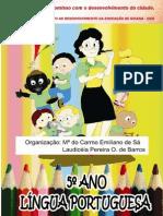 105710178 Lingua Portuguesa 5º Ano Com Gabarito