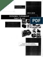 Economia turismului