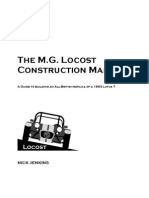 Mgl Construction Manual