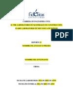 Formato Informes de laboratorio Universidad Fidelitas