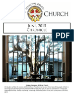 Christ Church June Chronicle 2015