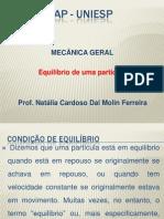 Equilíbrio de uma partícula.pdf