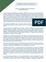 Informe 2001 Xxv Enarm