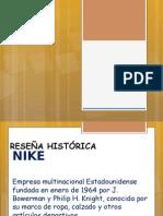 Empresa Nike