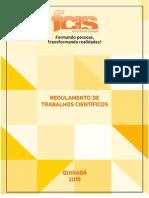 Manual de Normalização de Trabalhos Científicos 2015
