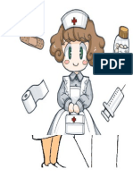 Dibujos de La Enfermera