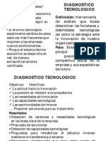 DIAGNOSTICO TECNOLOGICO