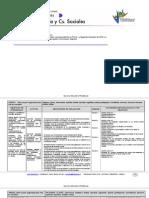 Planificacion Anual Historia 6basico 2014