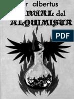 Frater Albertus - Manual Del Alquimista
