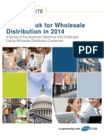 Wp 1032 Wholesale Distribution Outlook 2014