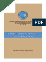 Informe Ilanud 2013 2014