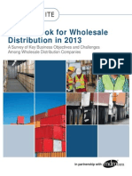 NetSuite the Outlook for Wholesale Distribution in 2013
