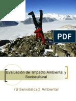 7b Sensibilidad Ambiental