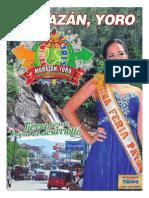 Edicion Morazan 15 Mayo 2015